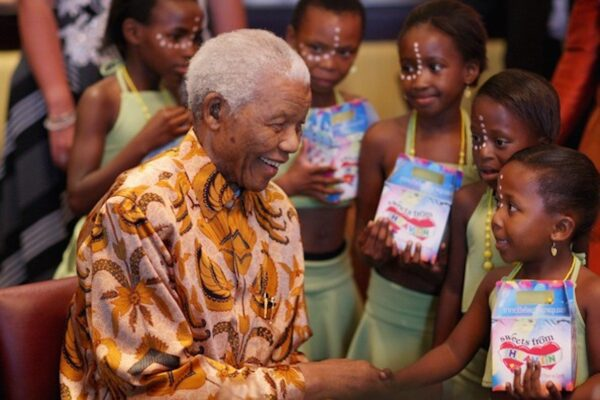 Nelson Mandela Children Fund
